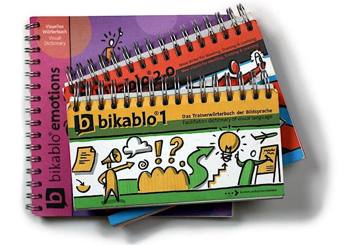 Visual Facilitation - 2 day bikablo basics  - No drawing skills required image