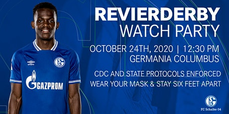 Revierderby Watch Party - Germania Columbus tickets