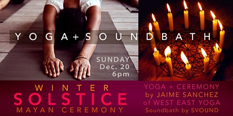 Winter Solstice Ceremony with Gentle Yoga + Soundbath tickets