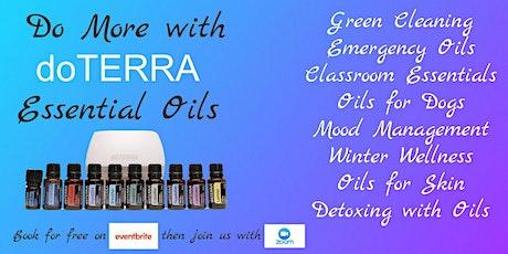 Do More with Essential Oils: Classroom Essentials tickets