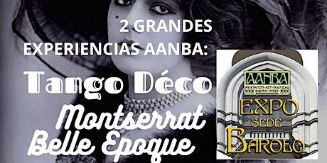2 Grandes Experiencias Art Nouveau y Déco en P. Barolo VIVO con show y tour entradas
