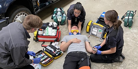 20th Anniversary of Paramedic Science Lecture: RESILIENCE  AND TEAMWORK tickets