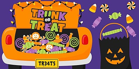 Socially Distant & Safe TRUNK or TREAT tickets
