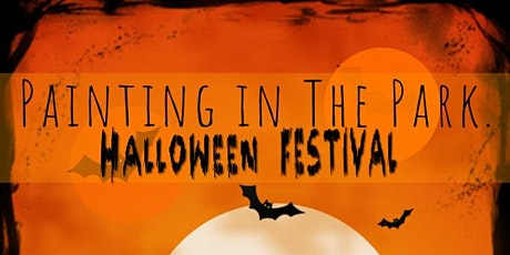 Halloween Painting In The Park - Kids Fall Celebration Events (Dallas) tickets