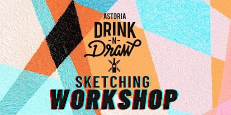 11/19 Sketching Workshop tickets