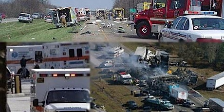 Mass Casualty Incident Management Modules 1 & 2 tickets