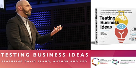 Testing Business Ideas with David Bland tickets