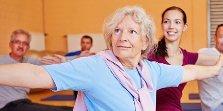 Pilates - Active Over 50s(24034.1130) tickets