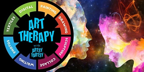 Adult Group Art Therapy & Wellness tickets