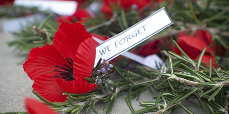 An ADF families event:  Rosemary for Remembrance Day, Amberley