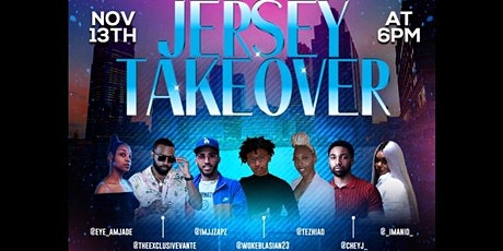 TRADERA JERSEY TAKEOVER tickets