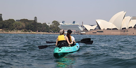 Women's 'Easy' Sydney Harbour Kayak // Saturday 31st October  tickets