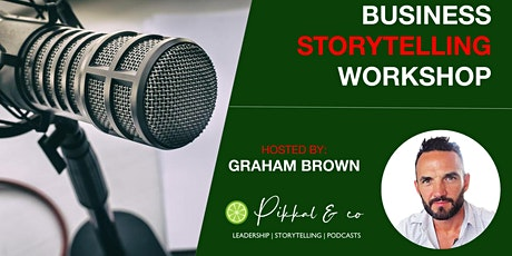 Business Storytelling Workshop tickets