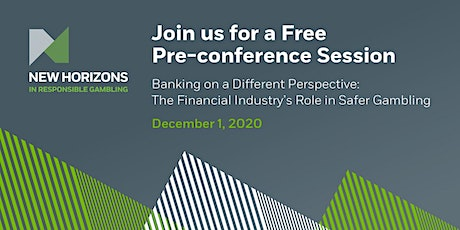 New Horizons: Banking on a Different Perspective tickets