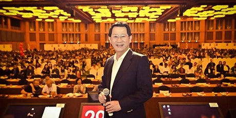"""Dr Patrick Liew - The True Expert on Property Investing """"LIVE in Oct"""" tickets"""