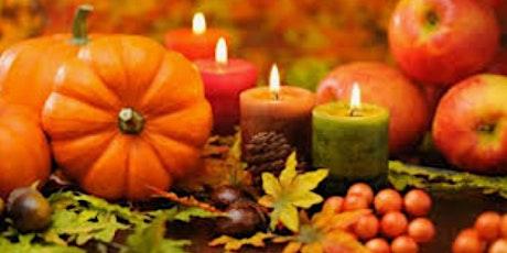 THURSDAY Nov 26 Thanksgiving 9:00 AM Mass at St. Joseph Parish Center tickets