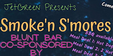 Smoke'n S'mores tickets