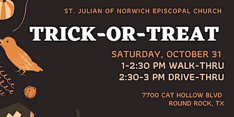 St. Julian's TRICK-OR-TREAT tickets