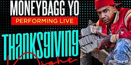 MONEYBAGG YO PERFORMING  LIVE @ THE FAMOUS KOD MIAMI THANKSGIVING NIGHT tickets