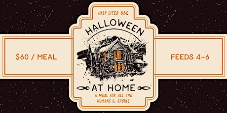 Halloween At Home tickets