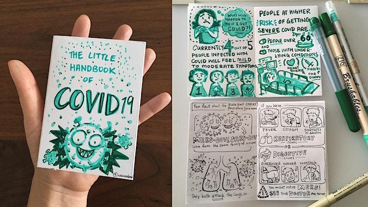 Zine Design: Creating Educational Comics (Workshop) | library@orchard image