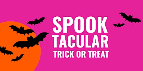 Spooktacular Augmented Reality Trick or Treat tickets
