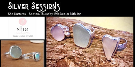 Silver Sessions at She Nurtures, Seaton tickets