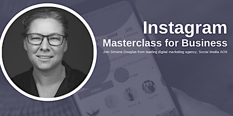 Instagram Masterclass for Business tickets