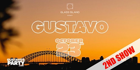 Gustavo Harbour Cruise - 2nd Show Announced - Friday 23rd October tickets