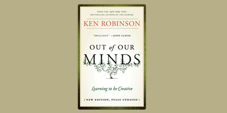 Book Review & Discussion : Out of Our Minds tickets