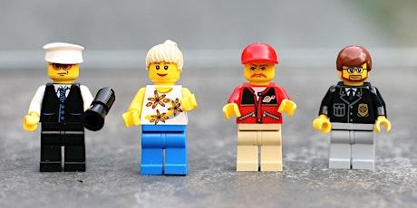 Lego Club - Live Online tickets