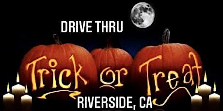 Free Drive-Thru Trick or Treat tickets