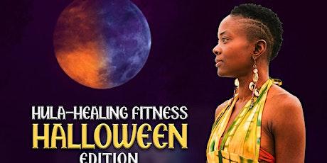 Virtual Hula Healing Fitness: Halloween Edition tickets