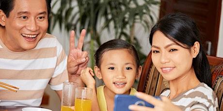 「網上好相見」父母講座: 孩子的核心能力發展 - 建基於穩定的成長環境 tickets