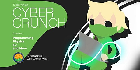 Cybercrunch- Web/UX Design tickets