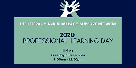 The Literacy and Numeracy Network 2020 Professional Learning Day (Online) tickets