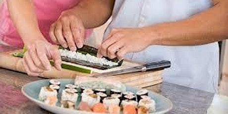 Sushi 101 Class tickets