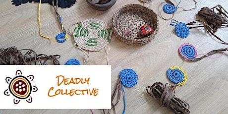 Indigenous Basket Weaving Workshop [Hosted Online] tickets