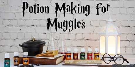 Potion Making for Muggles tickets