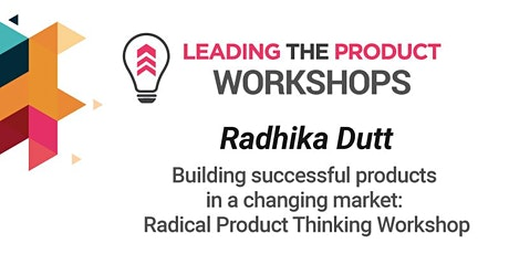 LTP Workshops - Building successful products in a changing market
