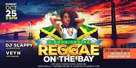 Reggae on the Bay Sunset Cruise tickets