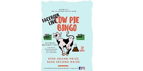 Holbrook Rotary Cow Pie Bingo tickets