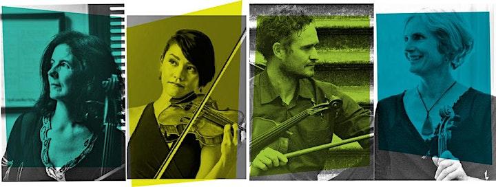 Jade String Quartet: Celebrating Ten Years at the Pah – Concert Three image