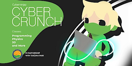 Cybercrunch- Cyber Security tickets