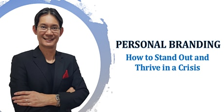 Personal Branding Masterclass: How to stand out in a crisis tickets