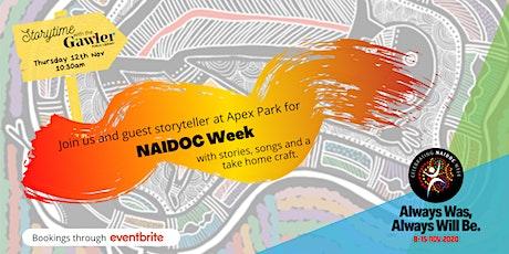NAIDOC Week Storytelling tickets