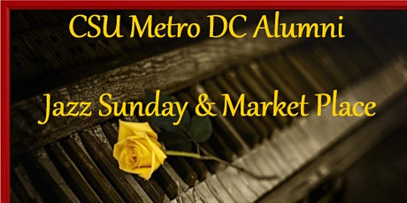 2020 Central State University Metro DC - Jazz Sunday & Market Place tickets