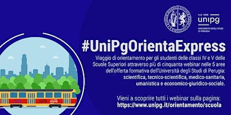 #UnipgOrientaExpress - Il Controllo di Gestione biglietti