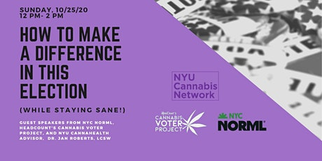 How to Make a Difference in This Election (While Staying Sane!) tickets