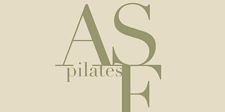 ASF Pilates Launch Celebration tickets